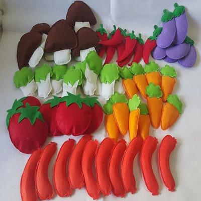 幼儿园不挑食(我喜欢的水果,蔬菜,食物)