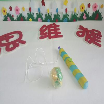 幼儿园户外体育游戏活动玩教具 幼儿园自制玩教具